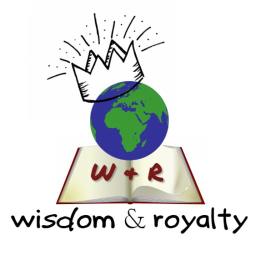 Wisdom and Royalty Logo