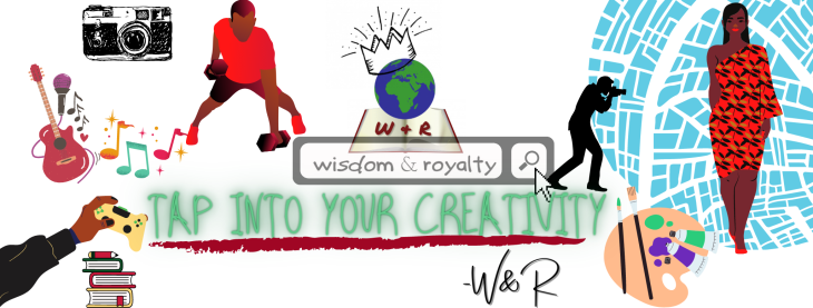 Tap Into Your Creativity!