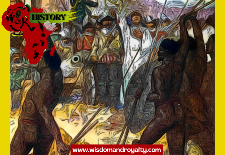 Wisdom and Royalty's Top 5 central and south african a depiction of the battle of mbwila
